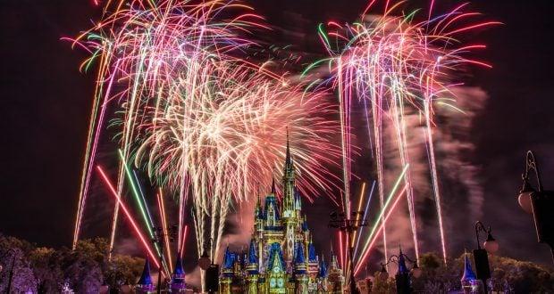 6 Tips And Tricks For Magic Kingdom Fireworks At Walt Disney World