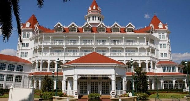 Disney Grand Floridian Room Service Menu
