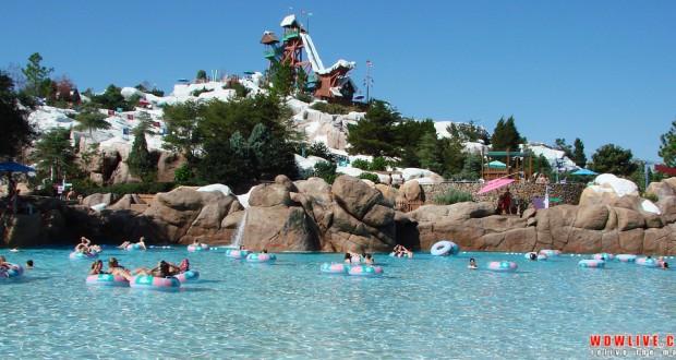 Walt Disney World Blizzard Beach Will Close For Annual Refurbishment