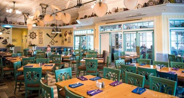 6 Not So Popular Resort Restaurants We Love At Walt Disney