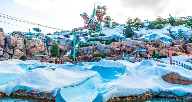Walt Disney World To Close Blizzard Beach On 3 7 Due To Cold Weather