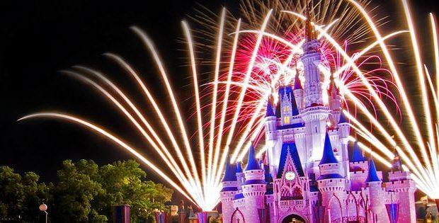 8 Facts And Secrets About Walt Disney World Fireworks Disneytips Com