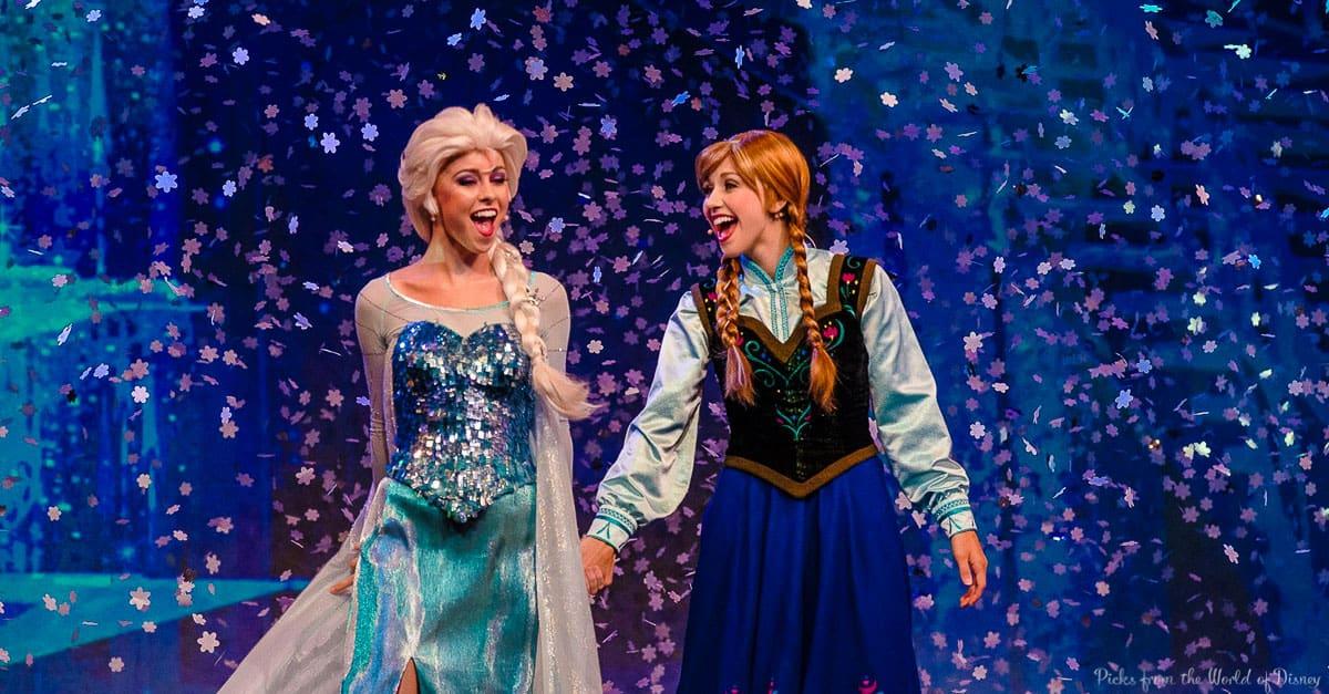 10 Best Places To Meet Disney Princesses At Walt Disney World