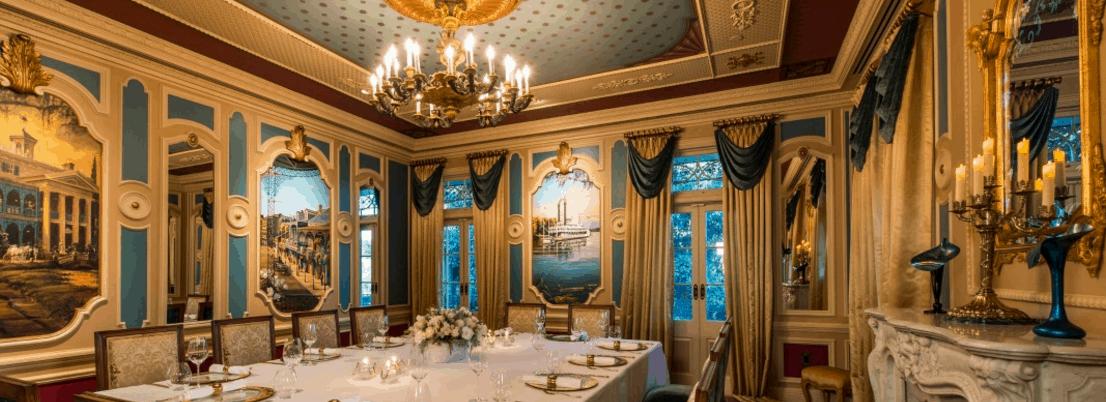 Beau 21 Royal Dining Room Disneyland