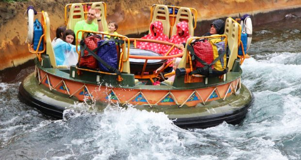 8 Totally Cool Things About Kali River Rapids At Walt Disney World