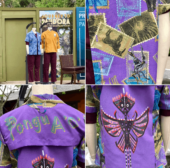 Avatar Cast Members: New Cast Costumes And Name Tags Released For Pandora