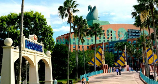 Planning Your Resort Day at the Walt Disney World Swan and