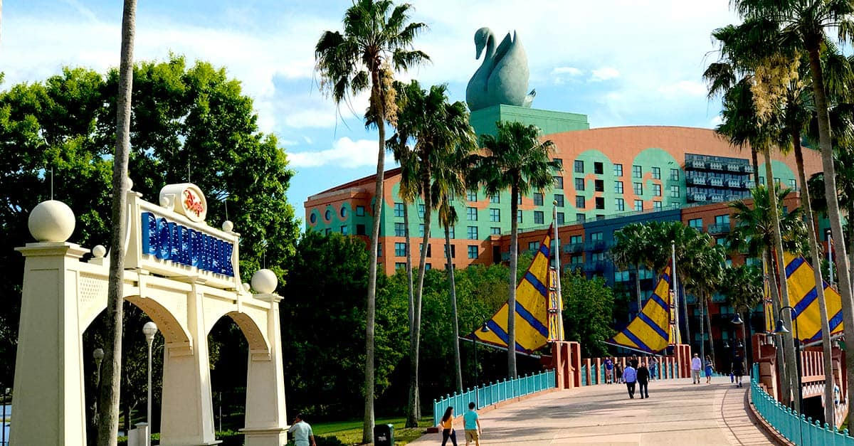 Walt Disney World Swan and Dolphin Resort to Add New Hotel