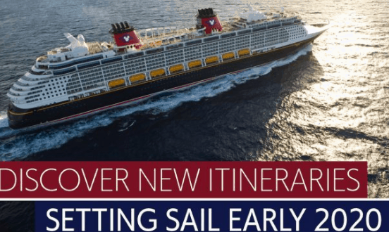 Disney Cruise Line 2020.Disney Cruise Line Announces 2020 Itineraries With New