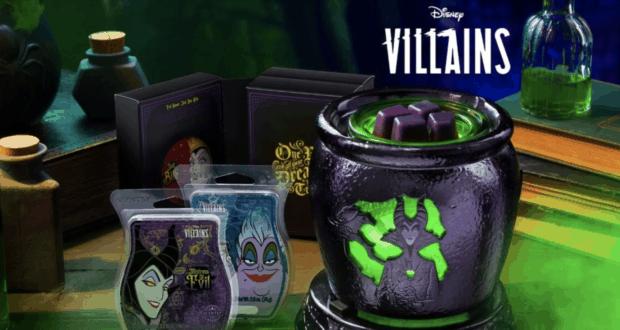 Disney Villains Scentsy