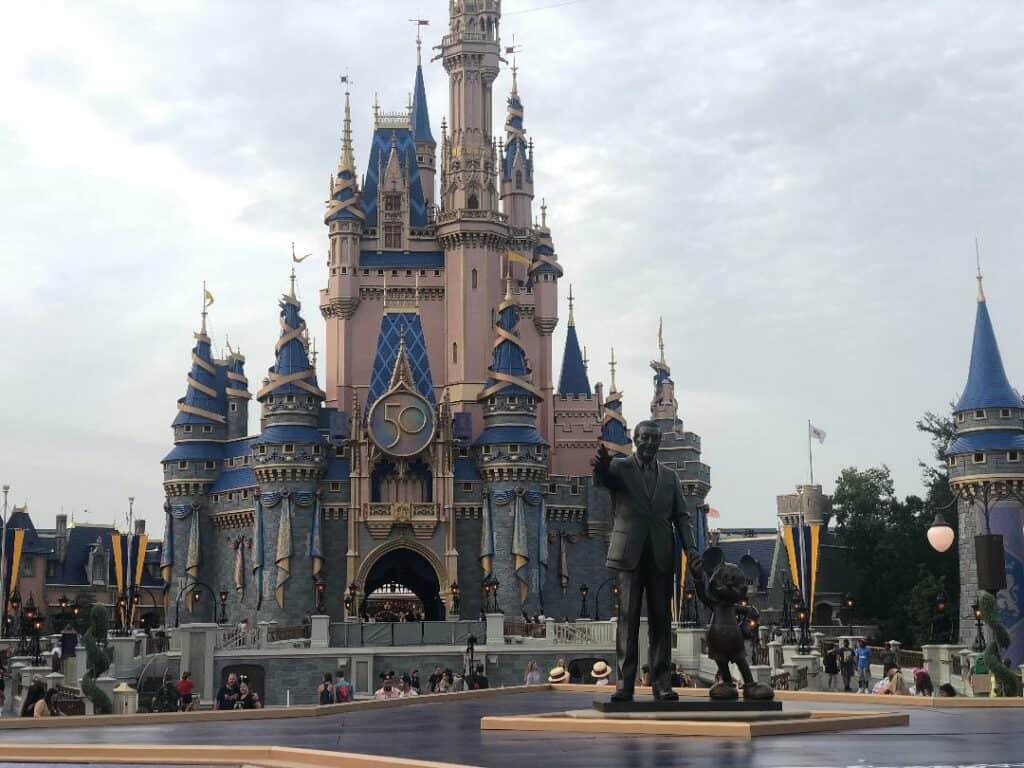 50th magic kingdom